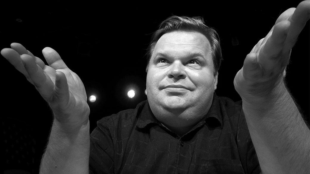 Mike Daisey Tour