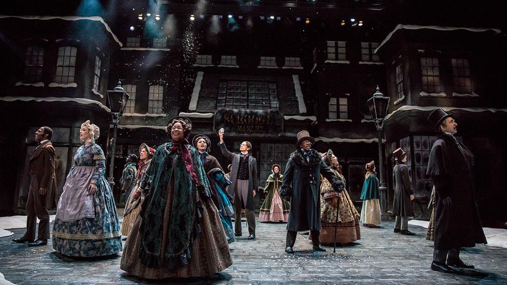 A Christmas Carol Play.A Christmas Carol Guthrie Theater
