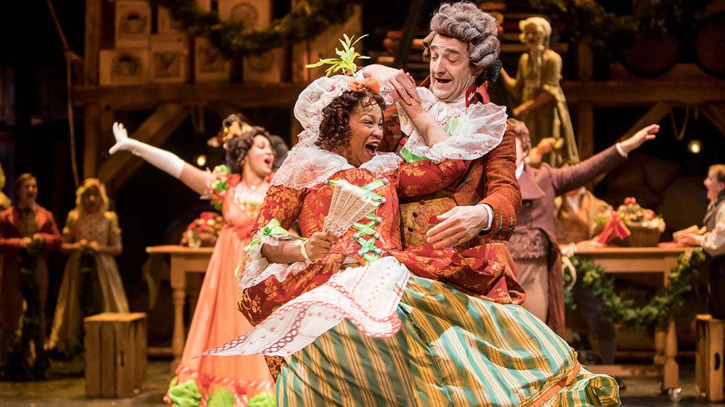 A Christmas Carol Cast.A Christmas Carol Guthrie Theater