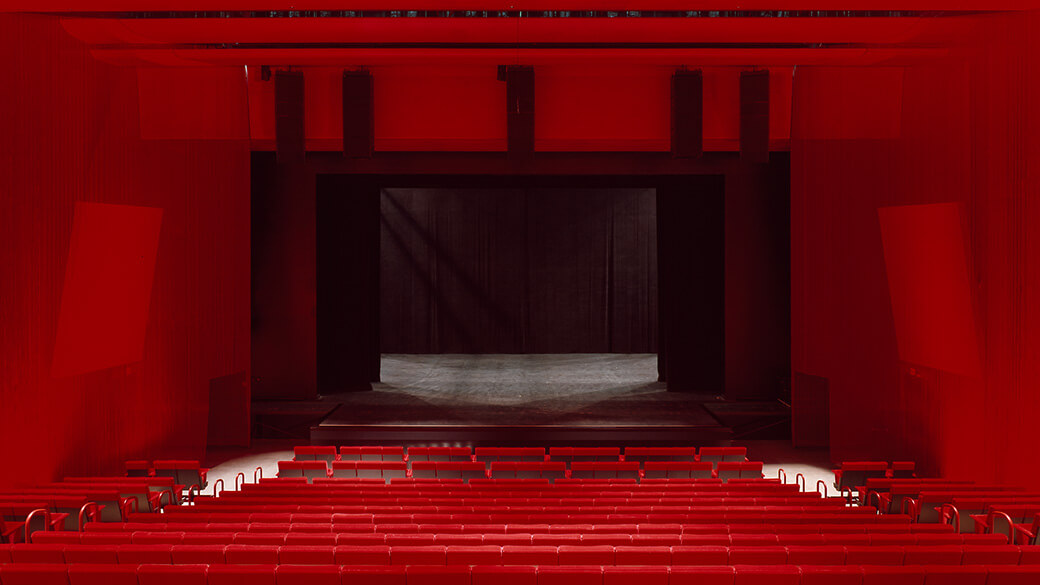 The Majority Of Late 19th Century And Virtually All 20th Drama Is Best Suited To A Proscenium Stage