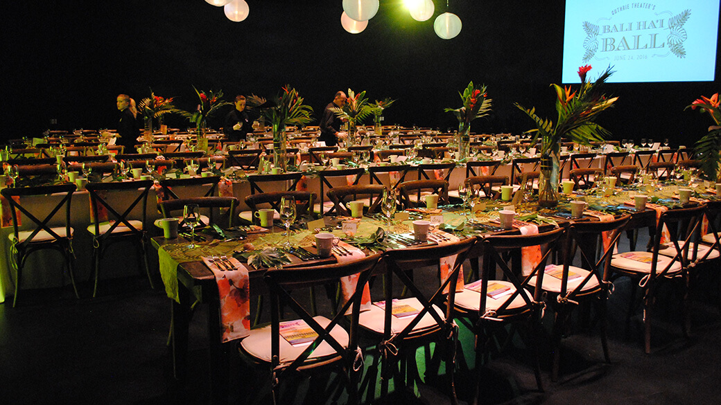 Event Rental Guthrie Theater