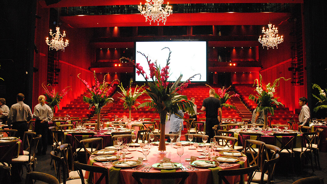 Event rental guthrie theater for Guthrie dining