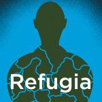 "<font face=""arial""><font color=072A47>Refugia"