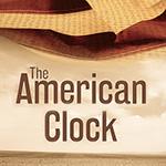 """<font face=""""arial""""><font color=072A47>American Clock"""
